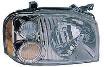2001 - 2004 Nissan Frontier Headlight Assembly (SE/SC) - Right (Passenger)