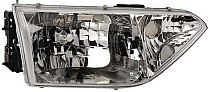 2001 - 2002 Nissan Quest Van Front Headlight Assembly Replacement Housing / Lens / Cover - Right (Passenger)