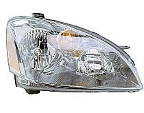 2002 - 2004 Nissan Altima Headlight Assembly (Includes Park/Signal Lamps + Halogen) - Right (Passenger)