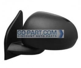2007-2010 Jeep Compass Side View Mirror - Left (Driver)
