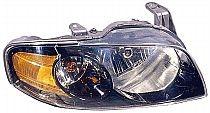 2004-2006 Nissan Sentra Headlight Assembly (SE-R/SE-R Special V / with Black Bezel) - Right (Passenger)