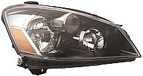 2005 - 2006 Nissan Altima Headlight Assembly (S/SE/SL + Halogen) - Right (Passenger)