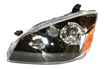 2005 - 2006 Nissan Altima Headlight Assembly (Does Not Fit R or SE-R Models) - Left (Driver)