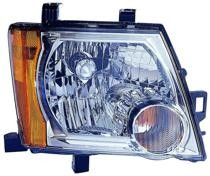2005 - 2015 Nissan Xterra Front Headlight Assembly Replacement Housing / Lens / Cover - Right (Passenger)
