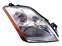2007-2009 Nissan Sentra Headlight Assembly - Left (Driver)