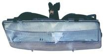 1993 - 1997 Oldsmobile Cutlass Supreme Front Headlight Assembly Replacement Housing / Lens / Cover - Left (Driver)