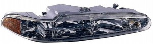 1998-2002 Oldsmobile Intrigue Headlight Assembly - Left (Driver)