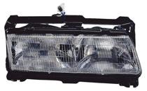 1991 Pontiac Grand Prix Headlight Assembly - Right (Passenger)