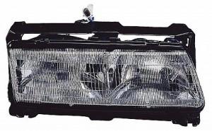 1991-1991 Pontiac Grand Prix Headlight Assembly - Right (Passenger)