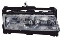 1990 Pontiac Grand Prix Headlight Assembly - Right (Passenger)