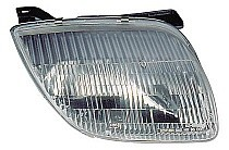 1995 2002 pontiac sunfire front headlight right. Black Bedroom Furniture Sets. Home Design Ideas