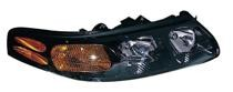 2000 - 2003 Pontiac Bonneville Headlight Assembly - Right (Passenger)