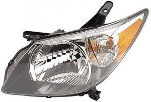 2003-2004 Pontiac Vibe Headlight Assembly - Left (Driver)
