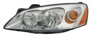 2005-2010 Pontiac G6 Headlight Assembly - Left (Driver)