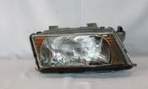 2000 - 2003 Saab 9-3 Front Headlight Assembly Replacement Housing / Lens / Cover - Right (Passenger)