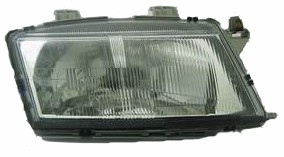 2000-2003 Saab 9-3 Headlight Assembly - Left (Driver)