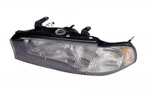 1995-1997 Subaru Outback Headlight Assembly - Right (Passenger)
