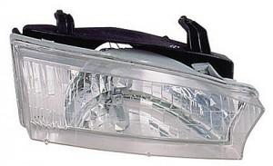 1997-1999 Subaru Legacy Headlight Assembly - Right (Passenger)