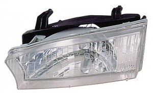 1997-1999 Subaru Legacy Headlight Assembly - Left (Driver)