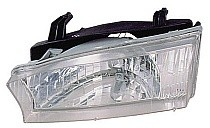 1997 - 1999 Subaru Outback Headlight Assembly - Left (Driver)