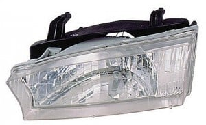 1997-1999 Subaru Outback Headlight Assembly - Left (Driver)