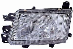 1999-2000 Subaru Forester Headlight Assembly - Left (Driver)