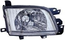 2001 - 2002 Subaru Forester Front Headlight Assembly Replacement Housing / Lens / Cover - Right (Passenger)