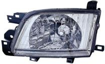 2001 - 2002 Subaru Forester Headlight Assembly - Left (Driver)