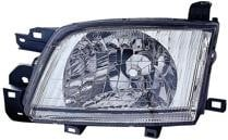 2001 - 2002 Subaru Forester Front Headlight Assembly Replacement Housing / Lens / Cover - Left (Driver)