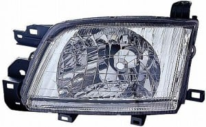 2001-2002 Subaru Forester Headlight Assembly - Left (Driver)