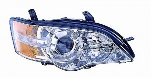 2006-2007 Subaru Outback Headlight Assembly - Right (Passenger)