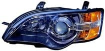 2005 Subaru Legacy Front Headlight Assembly Replacement Housing / Lens / Cover - Left (Driver)
