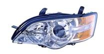 2006 - 2007 Subaru Legacy Front Headlight Assembly Replacement Housing / Lens / Cover - Left (Driver)