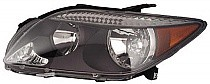2005 - 2007 Scion tC Front Headlight Assembly Replacement Housing / Lens / Cover - Left (Driver)