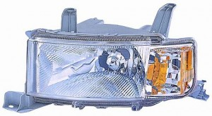 2004-2007 Scion xB Headlight Assembly - Left (Driver)