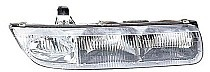 1996 - 1999 Saturn S Front Headlight Assembly Replacement Housing / Lens / Cover - Right (Passenger)
