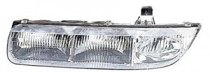 1996-1999 Saturn S Headlight Assembly - Left (Driver)