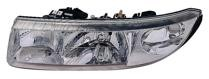 1997 - 2000 Saturn S Coupe Headlight Assembly - Left (Driver)
