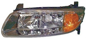 2000-2002 Saturn L Headlight Assembly - Left (Driver)
