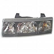 2002 - 2004 Saturn Vue Headlight Assembly - Left (Driver)
