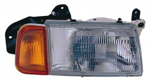 1992-1995 Suzuki Sidekick Headlight Assembly - Right (Passenger)