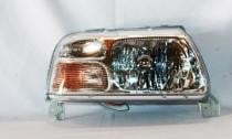 1999 - 2003 Suzuki Vitara Front Headlight Assembly Replacement Housing / Lens / Cover - Right (Passenger)