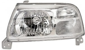 1999-2003 Suzuki Grand Vitara Headlight Assembly (Grand Vitara) - Left (Driver)