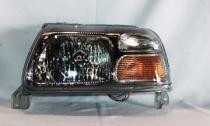 2004 - 2005 Suzuki Vitara Headlight Assembly - Left (Driver)