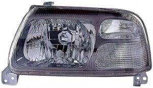 2004-2005 Suzuki Grand Vitara Headlight Assembly - Left (Driver)