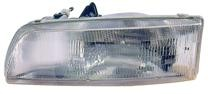 1990-1993 Toyota Previa Headlight Assembly - Left (Driver)