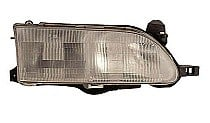 1993 - 1997 Toyota Corolla Front Headlight Assembly Replacement Housing / Lens / Cover - Right (Passenger)