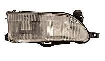 1993 - 1997 Toyota Corolla Headlight Assembly - Right (Passenger)