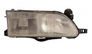 1993-1997 Toyota Corolla Headlight Assembly - Right (Passenger)