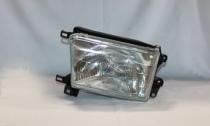 1996 - 1998 Toyota 4Runner Headlight Assembly - Left (Driver)